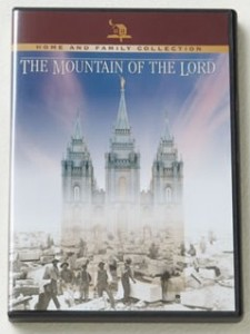 The Mountain Of The Lord DVD