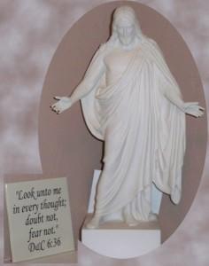 Christus statue by Albert Bertel Thorvaldsen
