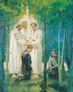 Melchizedek Priesthood Restored To Joseph Smith