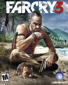 sickening poster of Farcry3 video game